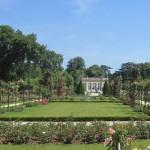 Paris Rosengarten Bagatelle